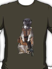Meerkat Liberation Army T-Shirt