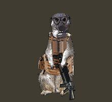 Meerkat Liberation Army Unisex T-Shirt