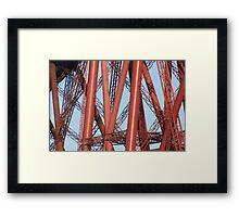 Back & Forth Framed Print