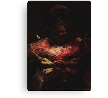 Overlord of Evil Canvas Print