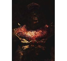 Overlord of Evil Photographic Print