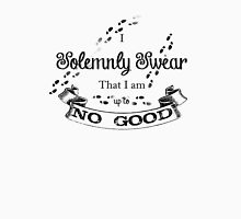 I Solemnly Swear That I'm up to no Good Mens V-Neck T-Shirt