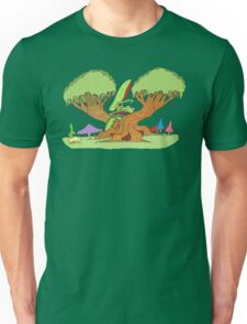 insect tree Unisex T-Shirt
