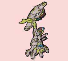 Robot Dude Kids Clothes