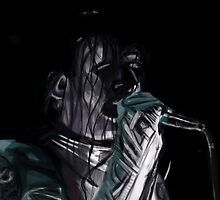 Mr Manson by James Minson