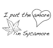 The Amore in Sycamore by BrandonElrod