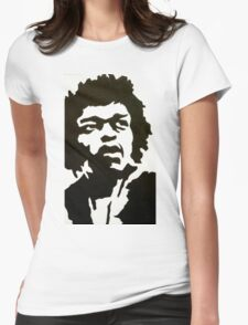 Listen To Jimmy Womens Fitted T-Shirt