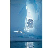 Iceberg doorway Photographic Print