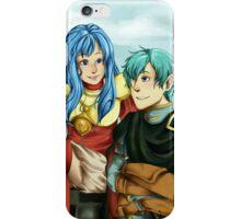 Sacred Siblings-- Fire Emblem iPhone Case/Skin