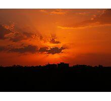 Darwin Sunset Photographic Print