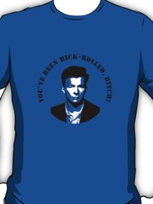 Rick-Rolled T-Shirt