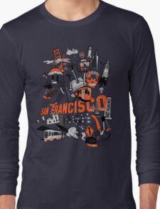 City Tee SF Long Sleeve T-Shirt