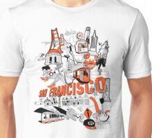 City Tee SF Unisex T-Shirt
