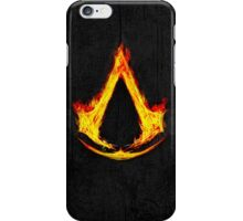 Creed Assassins Flame iPhone Case/Skin