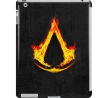 Creed Assassins Flame iPad Case/Skin