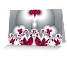 Palace of the Dancing Butterflies Greeting Card