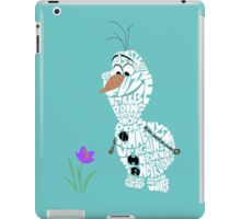 In summer iPad Case/Skin