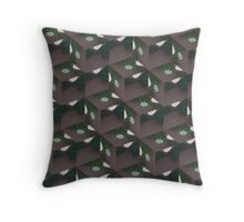 Gift Wrapped Throw Pillow