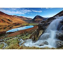 """Buttermere """"the lake by the dairy pastures"""", Lake District - UK Photographic Print"""
