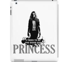 BRAVE PRINCESS iPad Case/Skin