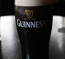 Make mine a pint of Guinness! by Justine Devereux-Old