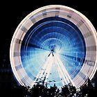 Big wheel, Paris by 64iso