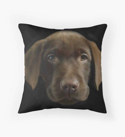 """""""Fergus"""" Throw Pillow"""