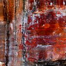 abstract landscape xv by christopher  bailey