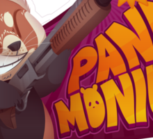 Pandamonium (OFFICIAL) Sticker
