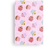 Cupcakes and Sprinkles Metal Print