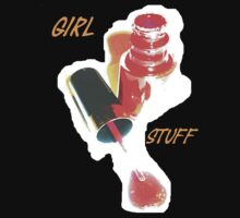 GIRL STUFF by Henry VanderJagt
