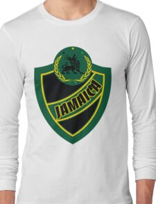 JAMAICA CREST Long Sleeve T-Shirt