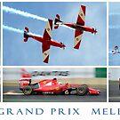 Formula 1 Grand Prix Melbourne 2015 by Martin Lomé
