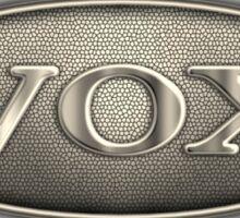 Vintage Vox Sticker