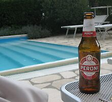 Peroni by the Pool by firsttube