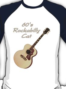 60's Rockabilly Cat T-Shirt