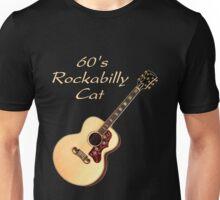 60's Rockabilly Cat Unisex T-Shirt