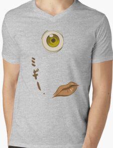 Migi Inside Me Mens V-Neck T-Shirt