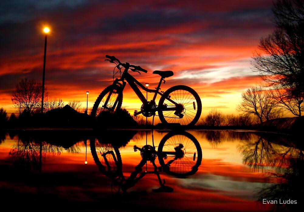 Ride 'Til the Sun Sets by Evan Ludes