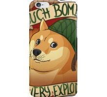 Bomb Doge (OFFICIAL) iPhone Case/Skin