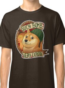 Bomb Doge (OFFICIAL) Classic T-Shirt