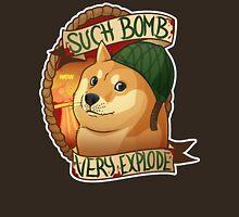 Bomb Doge (OFFICIAL) Unisex T-Shirt
