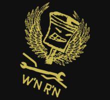 GOLD WnRn by wrenchNrideN
