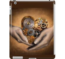 My Heart is in your Hands iPad Case/Skin