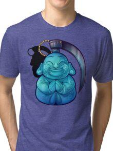 Buddha Bomb (OFFICAL) Tri-blend T-Shirt