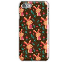 Spring Easter Bunny iPhone Case/Skin