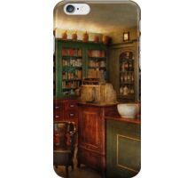 Pharmacy - Patent Medicine  iPhone Case/Skin