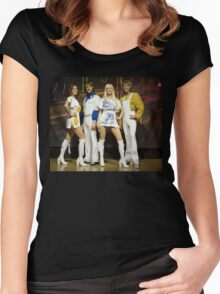 ABBA - Waterloo Women's Fitted Scoop T-Shirt