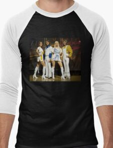 ABBA - Waterloo Men's Baseball ¾ T-Shirt