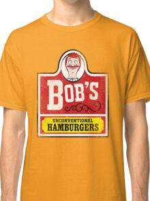 Unconventional Burgers Classic T-Shirt